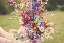 Flower arrangements / Floral display ideas