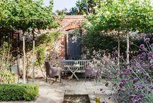 English terrace/garden / http://www.petrapostmus.nl