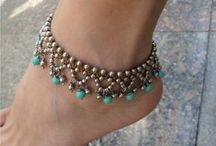 Bracelet pied