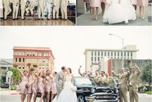 Bridal party pictures / by Edith Elle Photography & Associates