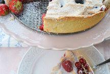 Torten/Kuchen/Desserts