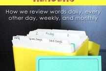 Reading strategies (early elem) / by Andrea Weber