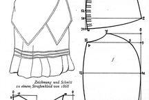 lezioni di modelli per costumista e storici