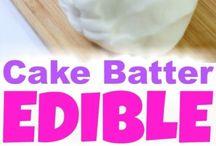 edible slime pudding