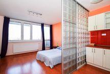 Однокомнатная на продажу Братислава, Нове Место, Словакия / Светлая однокомнатная квартира на продажу, комплекс Колосео, район Нове Место, Братислава, Словакия. Квартира площадью 37,76м2, состоит: прихожая, открытая большая комната комната, кухня отделена от зала дверьми, отдельный встроенный шкаф, ванная комната с туалетом. Балкон. Квартира продается меблированной, кухня оборудована встроенной техникой, стиральная машина, пластиковые окна с жалюзи. http://realty-slovakia.ru/flat/271.html