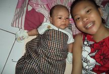 Maiya Mendung / always loving my family