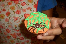 Halloween Cupcakes / by Aubree