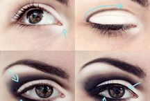 Oog-make up in stappen