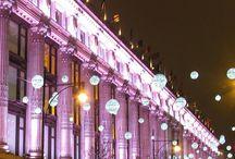 London, Christmas trip. December '17