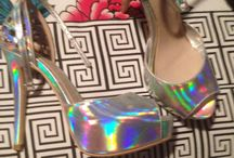 Hologram shoes / Best shoe stoppers I have Owed I love these bad boys