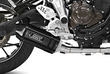 Yamaha MT-07 / Alles wat met de MT-07 te maken heeft