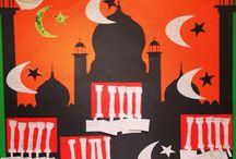 Islam / Muslim / Religion Topic -  Ramadan - Eid -ul -Fitr  - Teaching Ideas - Activities - Art