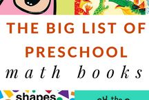 STEAM books for kids / Books for kids about Science, Technology, Engineering, Art, and Math