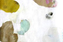 Konst / Målningar, skulpturer och färger som jag gillar