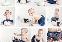 1 st birthday / by Sherry Whitney