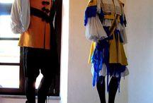Moda nella #Tuscia / Costumi d'epoca nella #Tuscia