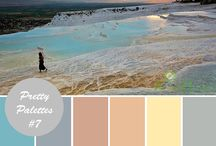 Color inspiration! / by Sue Coots
