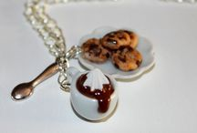 Bake or die / As a person who likes to bake, my jewellery is inspired by baking.