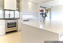 White kitchens