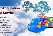 Cloud Based Application Development Service provider company