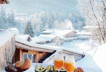 Winter vakantie