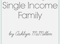 Budget and Income / Smart ways to budget on a single income and ways to make a some additional income without going back to the corporate world.  / by Grinning Like An Idiot