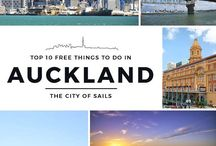 TRAVEL : Auckland NZ