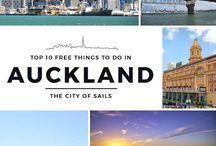 TRAVEL : Auckland NZ
