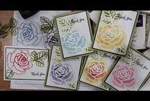 Rose Garden Thinlit
