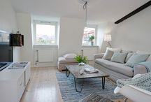 interioare cozy albe