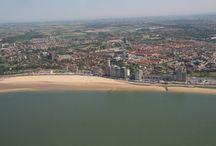 Luchtfoto's Vlissingen / Een kijkje vanuit de lucht op Vlissingen.