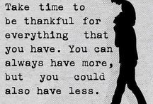 thankful / by Debbie Romero