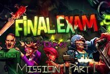 FINAL EXAM / Final Exam Game