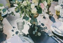 Amelia and Frank's Wedding / Amelia and Frank are planning a May wedding.  We will be designing with pastel spring flowers, accenting lavender blooms.