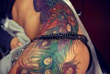 INSPIRACJE : Tattoo