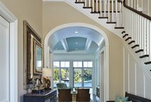 Sweet Foyer / Foyer ideas for the Falmouth house