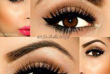 Makeup fav's / My makeup favorite's!