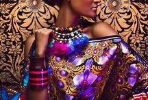 #ethnicfashion #modaétnica