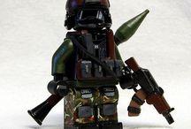 Lego black ops modern combat soldier
