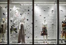 Amazing visual  fashion retail