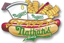 Nathan's Famous & Onion Crunch