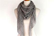 Knit knit knit --- Cowls, Scarves & Shawls