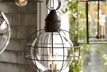 Barn Lighting / by Lizzie Verney