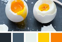 Bakery - design colour schemes
