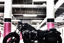 Mc / My bike and My inspirations for it as a work in progress.