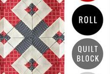 """Quilty """"Pre-Cut"""" Patterns"""