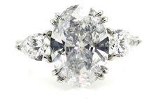 Three Stone Diamond Rings Trilogy