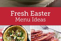 Easter Appetizers to Dinner and Sides Idea's / Appetizers to Dinner Recipes For Easter