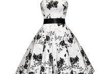 <3 vintage dresses