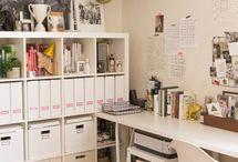 Home office organisation ideas
